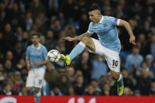 EPL: Aguero urges Manchester City to seal top-4 spot with win over Manchester United