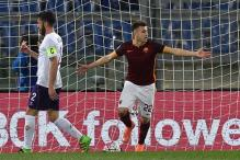 Serie A: AS Roma thrash Fiorentina to seal the last spot for Champions League