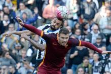 Serie A: AS Roma's Champions League hopes alive with win over Udinese