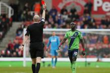 EPL: Southampton appeal against red card for Sadio mane