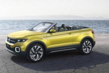 VW unveils all new T-Cross Breeze convertible crossover