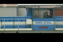 Chinese steel dooms Corus, Tata Steel decides to sell off UK business