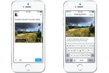 Twitter lets users add description to images in tweets
