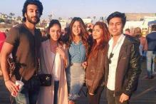 Snapshot: Jahnvi Kapoor, Alaviaa Jaaferi step out in style with friends