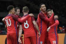 England come from behind to beat Germany 3-2 in friendly