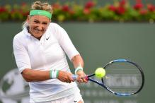 Azarenka has a cakewalk against Rybarikova at Indian Wells quarters