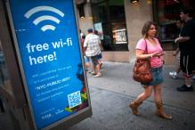 Free WiFi Kiosks a Hit With the Homeless in New York