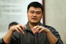 Chinese ace Yao Ming elected to Basketball Hall of Fame