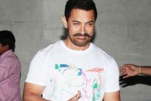 Forget Aamir Khan, we just can't get over the adorable T-Shirt he wore for his birthday celebrations