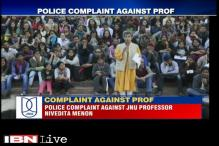 JNUSU files complaint against varsity professor over remarks on J&K