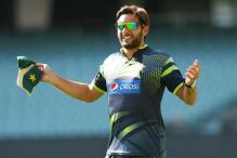 Shahid Afridi served legal notice over 'love' remarks for India
