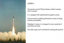 India successfully test-fires Agni-I ballistic missile