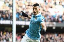 Aguero and Nasri give Manchester City 2-1 win over West Brom