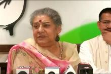 No constitutional crisis in Uttarakhand to warrant President's Rule, Ambika Soni hits out at BJP