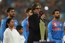 Complaint against Amitabh Bachchan for singing 'incorrect' national anthem