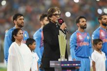 Amitabh Bachchan charged no money for singing national anthem, confirms Cricket Association of Bengal official