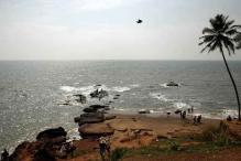 5 tourists fall off cliff while clicking selfie in Goa