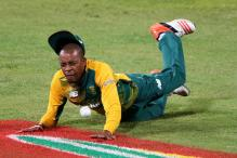 South Africa spinner Aaron Phangiso suspended over illegal action