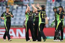 Women's World T20: Australia beat Ireland to keep semis hopes alive