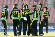 Women's World T20: Australia beat England to enter fourth straight final