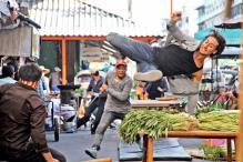 Tiger Shroff undergoes Kalaripayattu training for 'Baaghi'