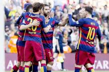 Lionel Messi, Neymar help Barcelona to 12th straight La Liga win