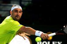 Marcos Baghdatis beats Benjamin Becker, earns clash with Nick Kyrgios
