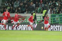 Champions League: Benfica must use makeshift defence aqainst Zenit