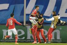 Benfica stun Zenit to reach Champions League quarters