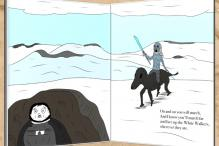 This guy turned 'Game of Thrones' into a Dr Seuss book and it looks awesome!