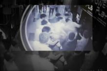 Watch: Man beaten up by bouncers in Gurgaon mall