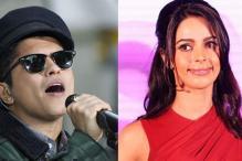 Mallika Sherawat shares behind-the-scenes video of Bruno Mars' 'Whatta Man'