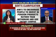 Should there be a complete rollback of EPF tax?