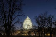 Gunman taken into custody after shots fired at US Capitol complex