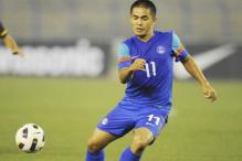 Sunil Chhetri helps Bengaluru beat Myanmar club 1-0 in AFC Cup
