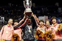 China overcome Japan 3-0 to win 20th World Table Tennis title