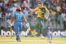 World T20: Morris, De Villiers take South Africa to 37-run win over Afghanistan