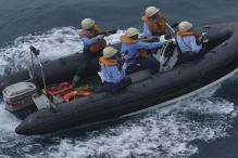 Coast Guard rescues 8 crew members from sinking ship