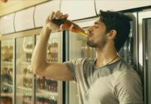 Sidharth Malhotra ups the hotness quotient in new Coca Cola commercial