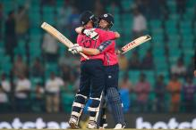 World T20: Scotland beat Hong Kong by 8 wickets (D/L) in rain-hit match
