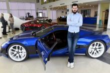 Meet the 28-year-old Croatian behind the world's first electric supercar