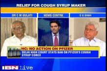 Delhi HC temporarily lifts ban on cough syrup Corex