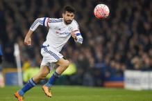 English FA charges Chelsea's Diego Costa with improper conduct