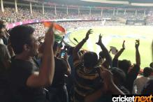 WT20 Images: Sea of emotions in Bengaluru after India's thrilling win