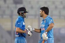Virat Kohli feels MS Dhoni is the best finisher in the world
