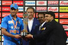 Easy to criticise as you have Freedom of Expression, says Dhoni
