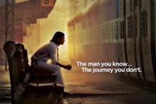 Presenting the first poster of 'M.S Dhoni The Untold Story' featuring Sushant Singh Rajput