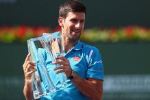 Novak Djokovic crushes Raonic, wins fifth Indian Wells title