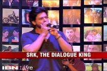 e Lounge: Shah Rukh Khan unveils trailer of 'Fan'
