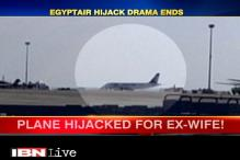 EgyptAir hijack: Watch how 5-hour drama comes to end